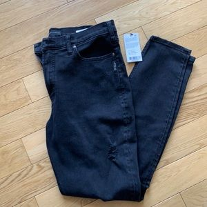 SILVER JEANS Super High Rise Calley Skinny Jeans